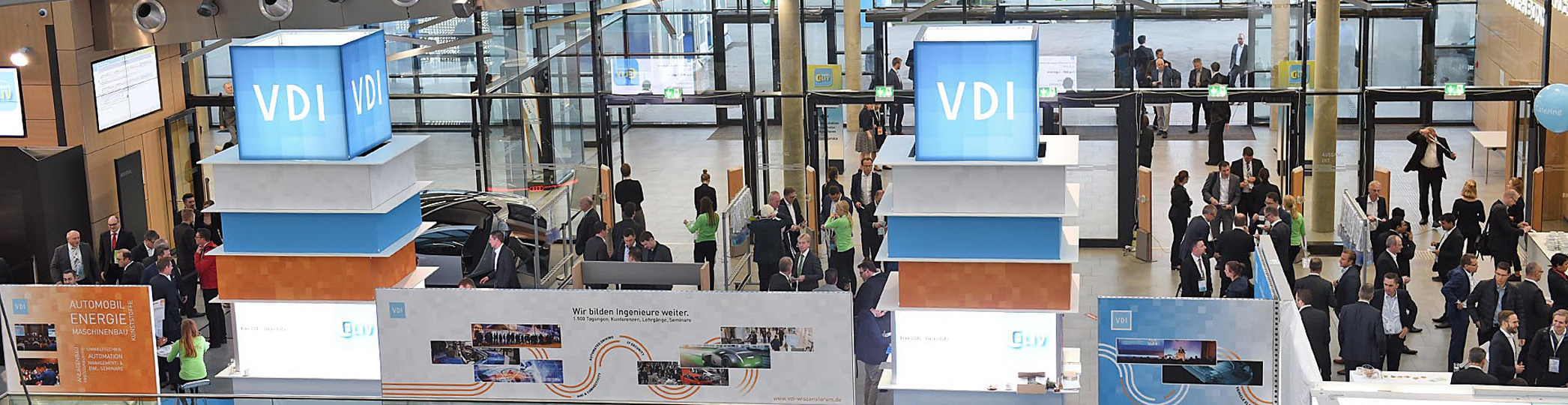 The exhibition at the international congress ELIV offers insights on topics like connected car
